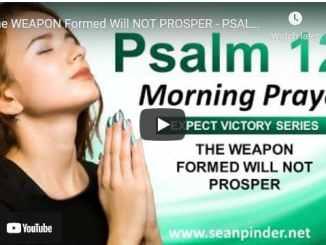 Pastor Sean Pinder Morning Prayer Session June 22 2021