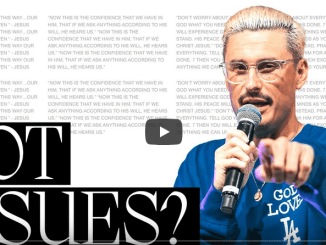 Chad Veach Sermons - Pushing Through Problems, People And Prayer