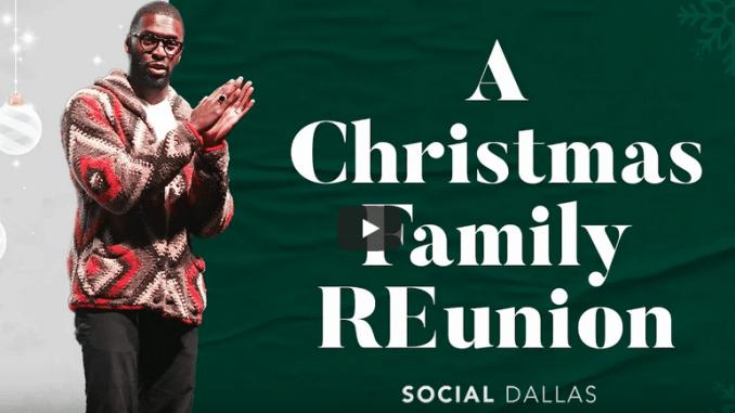 Robert Madu Sermons - A Christmas Family REunion