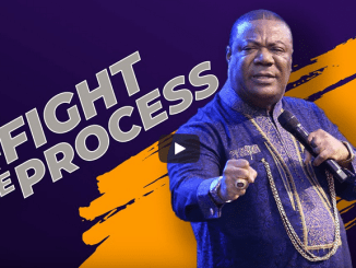 Archbishop Duncan-Williams Sermons 2021 - Don't Fight The Process