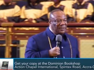 Archbishop Duncan-Williams Sermons 2021 - The Judgement Folds