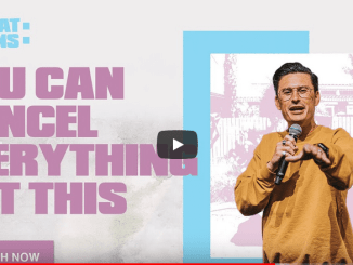 Chad Veach Sermons - You Can Cancel Everything But This