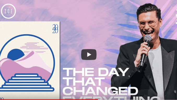 Chad Veach Sermons - The Day That Changed Everything