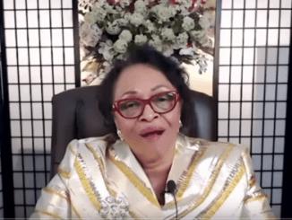 Bishop Jackie McCullough Sermons 2021 - Restraining My Eyes