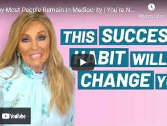 Terri Savelle Foy Why Most People Remain In Mediocrity