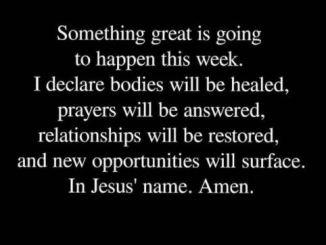 Open Heavens Devotional July 12 2021