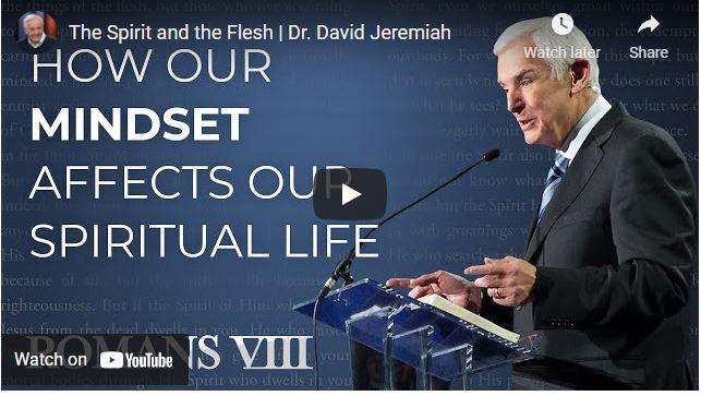 Pastor David Jeremiah Sunday Sermon July 25 2021