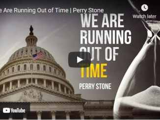 Pastor Perry Stone Sermons We Are Running Out of Time