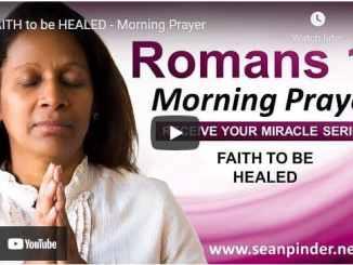 Pastor Sean Pinder Morning Prayer Session July 21 2021
