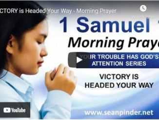 Pastor Sean Pinder Morning Prayer Session July 7 2021