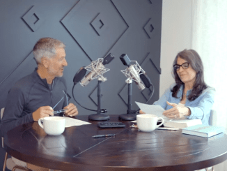 Conversations with John & Lisa - Breaking Down the Barriers to Strength