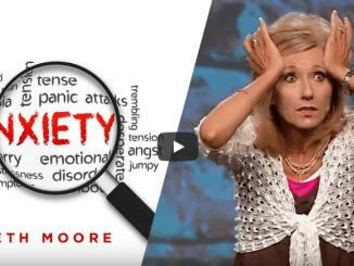 Beth Moore Sermons - Cast That Thing