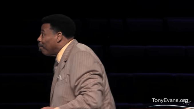 Tony Evans Sermons - Heaven And Earth