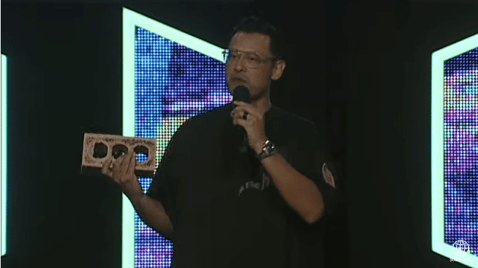 Nick Khiroya Sermons - Brick By Brick