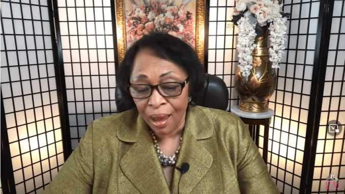 Bishop Jackie McCullough Sermons - A Refocused Thanksgiving