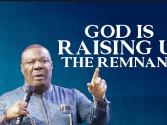 Archbishop Duncan-Williams Sermons - God Is Raising Up Remnants