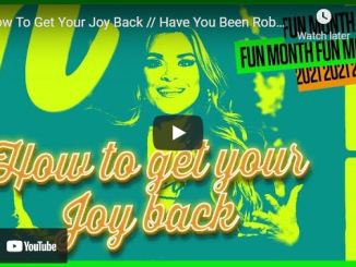 Bianca Olthoff Sermon: How To Get Your Joy Back
