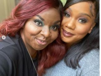 Pictures of Cora Jakes Coleman and her Sister Sarah Jakes Roberts