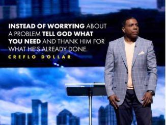Pastor Creflo Dollar Sunday Service August 29 2021