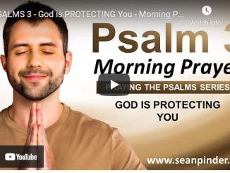 Pastor Sean Pinder Morning Prayer Session August 18 2021