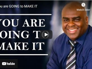 Pastor Sean Pinder Sermon: You are GOING to MAKE IT