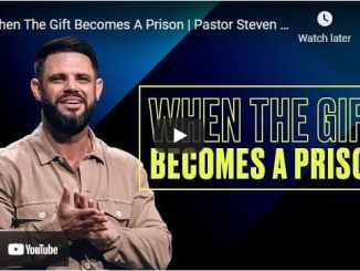 Steven Furtick Sunday Sermon August 22 2021: When The Gift Becomes A Prison