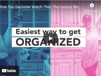Terri Savelle Foy: The Easiest Way to Get Organized Immediately