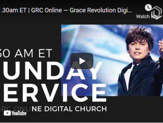 Grace Revolution Church Sunday Live Service September 12 2021