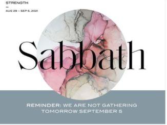 Passion City Church Sunday Live Service September 5 2021