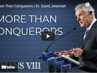 Pastor David Jeremiah Sunday Sermon September 5 2021