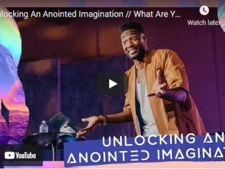 Pastor Michael Todd Sunday Sermon: Unlocking An Anointed Imagination