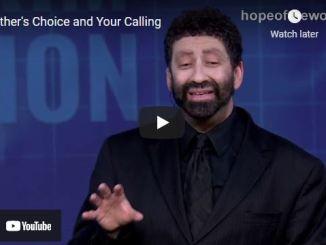Rabbi Jonathan Cahn: Esther's Choice and Your Calling
