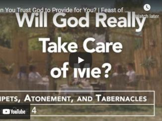Rabbi Schneider: Can You Trust God to Provide for You?