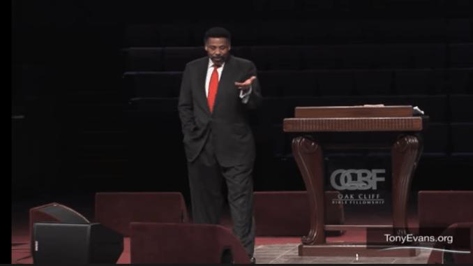 Tony Evans Sermons - Moses: Choices of Faith