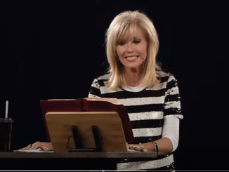 Beth Moore Sermons - Fruit and Leaves