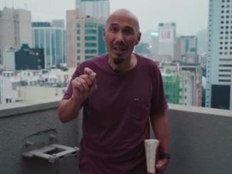 Francis Chan And His Family