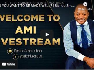Pastor Alph Lukau Sunday Live Service October 10 2021
