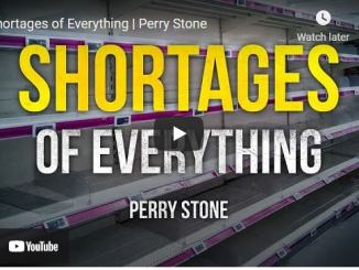 Pastor Perry Stone Message: Shortages of Everything