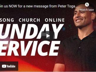 Sunday Live Service At Hillsong Church October 24 2021