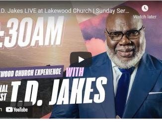 Sunday Live Service At Lakewood Church October 17 2021