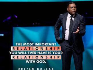 Sunday Live Service With Pastor Creflo Dollar October 17 2021