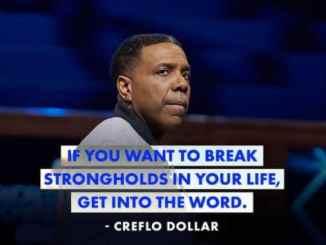 Sunday Live Service With Pastor Creflo Dollar October 24 2021
