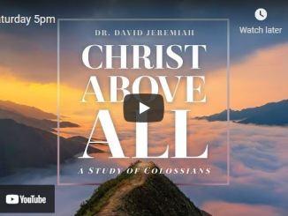 Sunday Service At Shadow Mountain Community Church October 17 2021