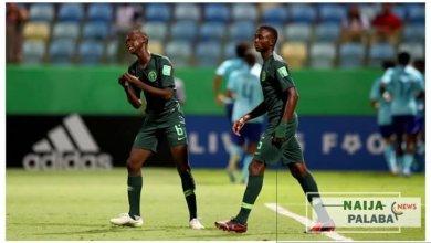 Nigeria vs Netherland