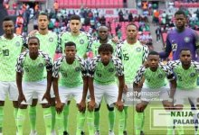 Photo of Eagles to arrive Nigeria ahead of AFCON qualifiers
