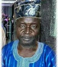 Photo of Shocking:Yoruba actor, Toyosi Arigbabuwo, is dead