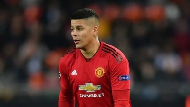 Photo of Estudiantes set to sign Manchester United defender Marcos Rojo on loan