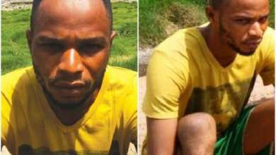 Photo of OMG!! Man allegedly stabs wife to death with a screwdriver- (photo)
