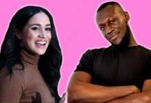 Photo of Stormzy tells Meghan Markle critics to 'get the f*** out of here' after backlash