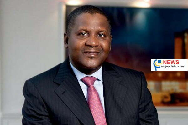 dangote vow to give 200m